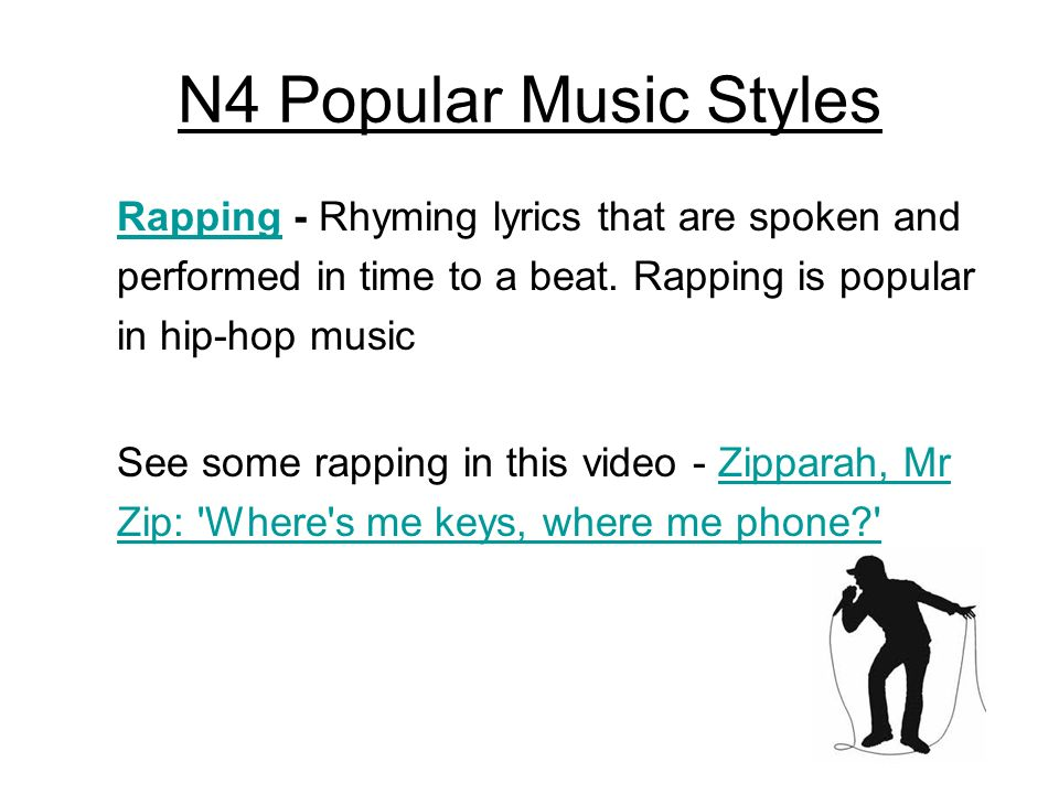Lyric rapping lyrics : Curriculum for Excellence National 4 - ppt video online download