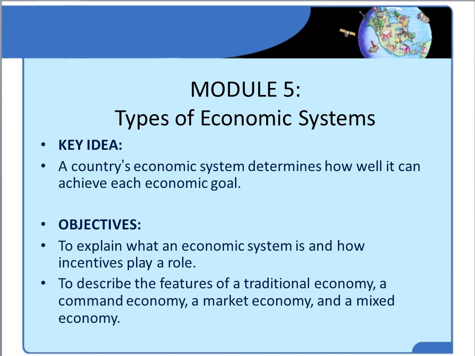 features of a traditional economy