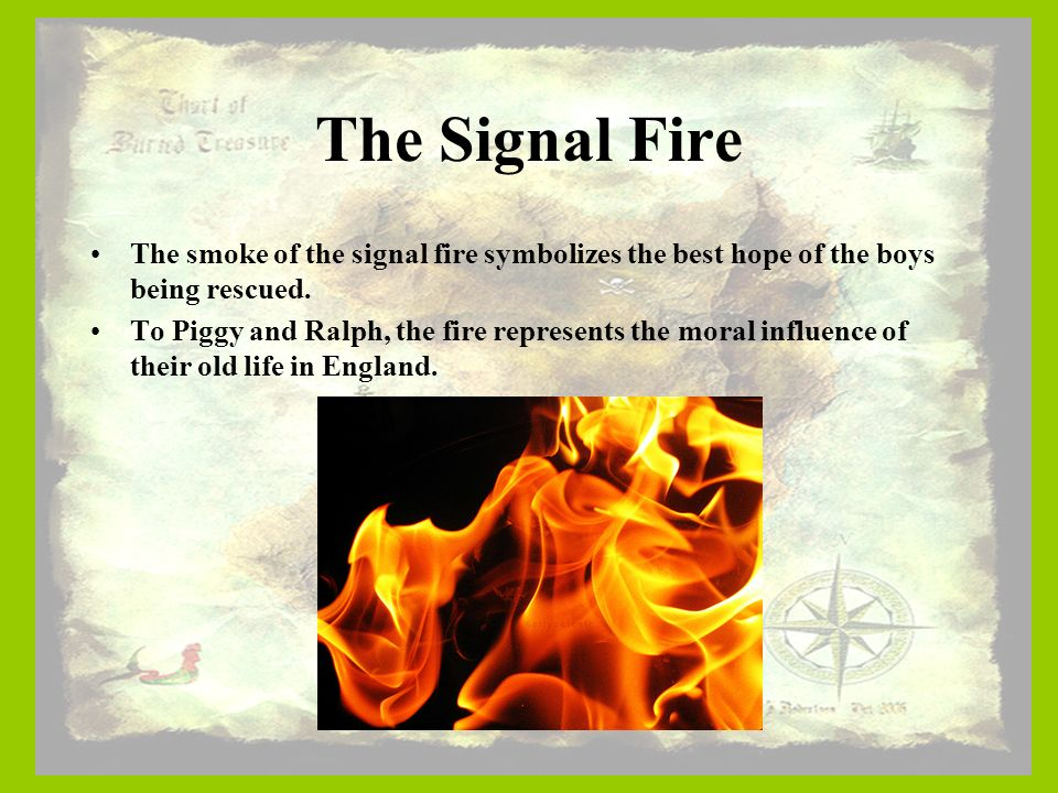 lord of the flies symbolism essay fire Significance of fire in lord of the flies symbols are objects, characters, figures or colors used to represent abstract ideas or concepts in the novel lord of the flies by william golding, different symbols are used to represent different things for example the conch shell is an actual vessel of.