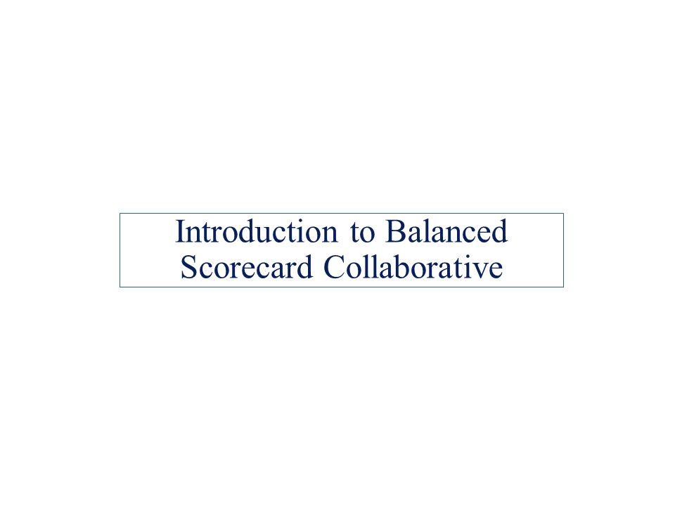 balanced scorecard hospital