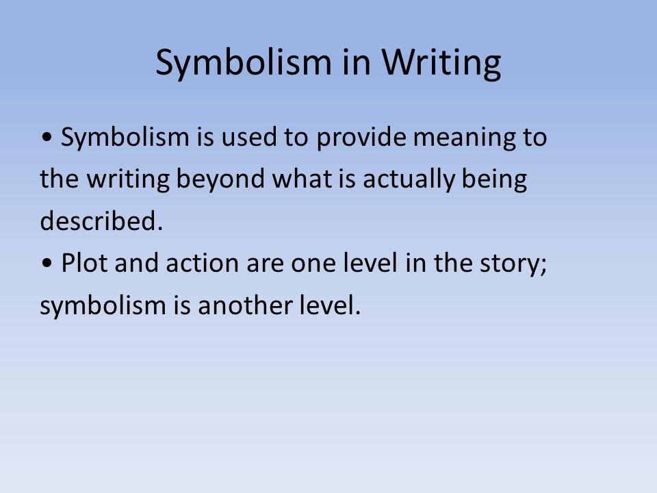 Symbolism Ppt Download