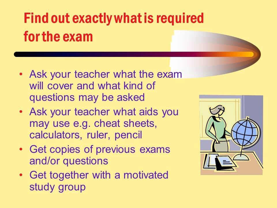 how to find previous study credit