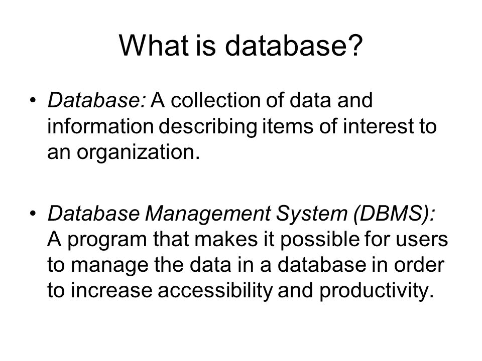 Relational Databases Ms Access Ppt Download
