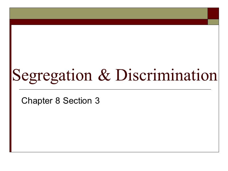 segregation and discrimination guided reading 1 manuals and user rh myxersocialradio com chapter 16 section 3 guided reading segregation and discrimination answers chapter 16 section 3 guided reading segregation and discrimination answers