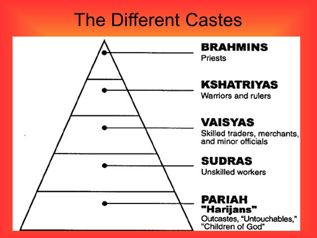 What is a caste