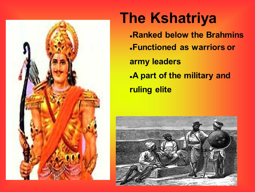 The Caste System of Ancient India - ppt video online download