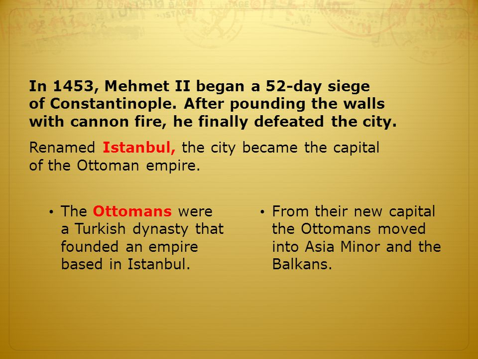 The Ottoman And Safavid Empires Ppt Download
