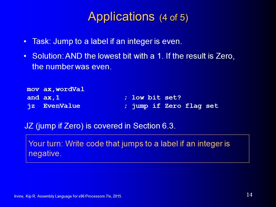 assembly language for x86 processors 7th edition ppt download rh slideplayer com