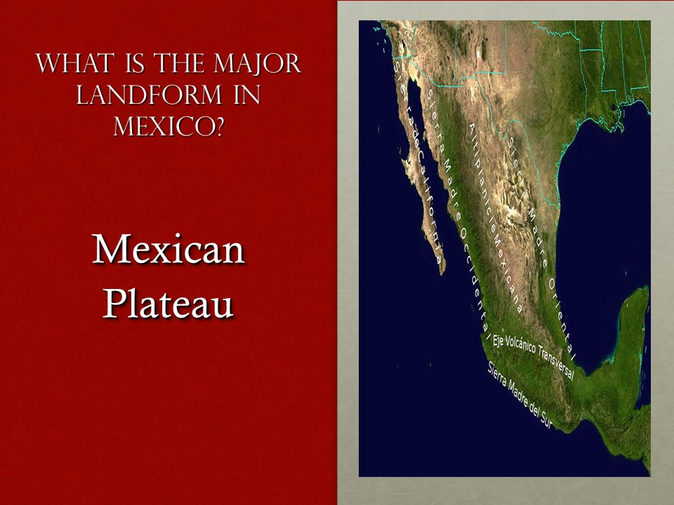 Chapter 10 Mexico. - ppt video online download