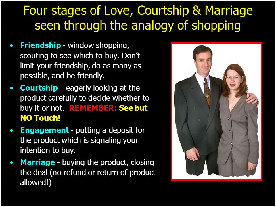 Courtship dating and marriage slideshare upload