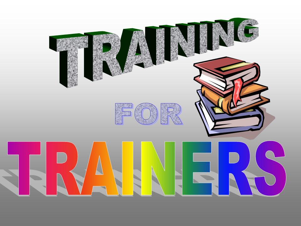 training for trainers ppt download