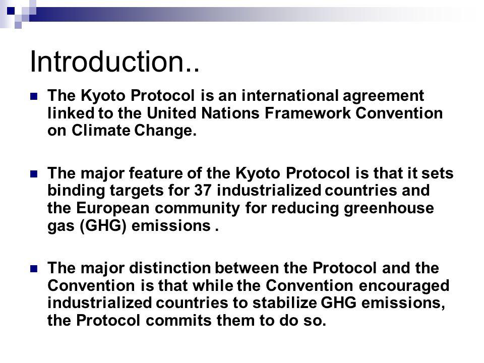 Kyoto Protocol Pankaj Jain Ppt Video Online Download