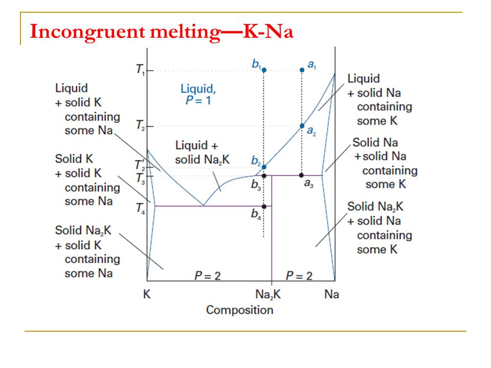 Phase Diagram Of Immiscible Liquid Liquid Binary Systems Ppt Video