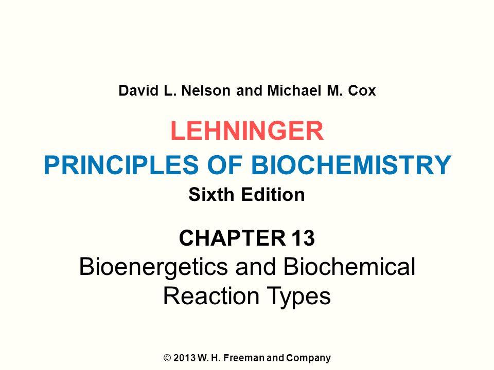 Biochemistry lecture 1.