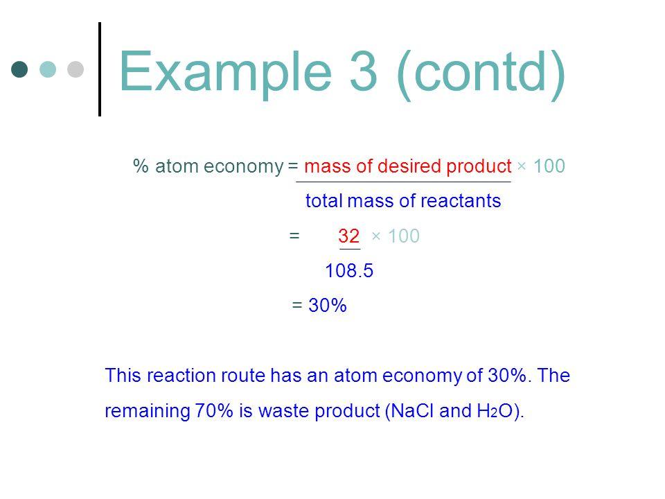 Atom economy. Ppt video online download.