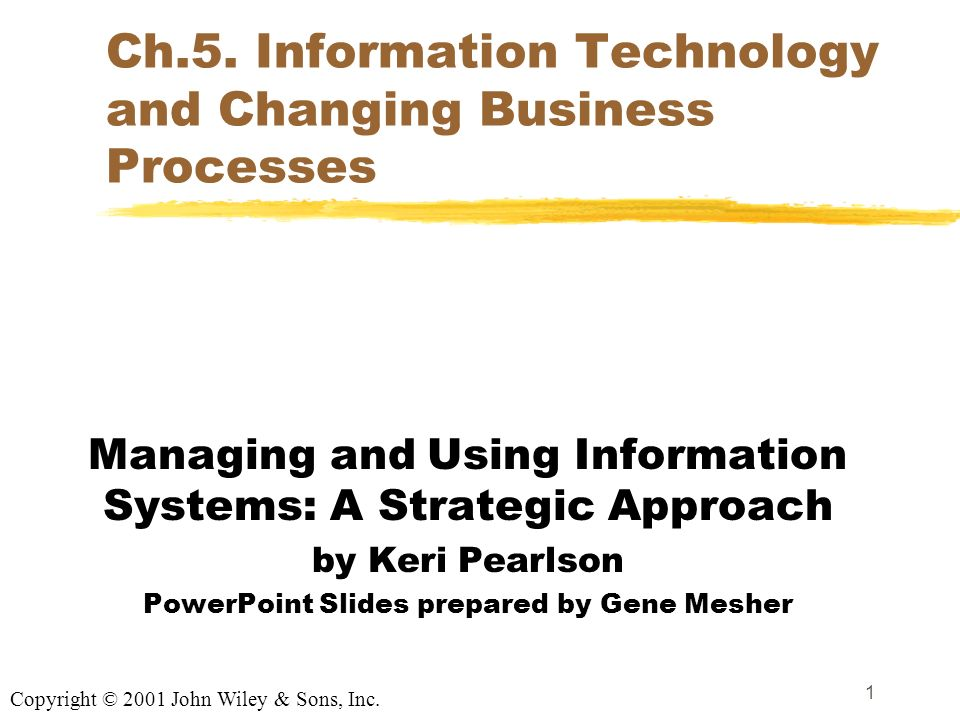 strategic role of information systems information technology essay Competitive advantages and strategic information systems mahmood hemmatfar, ph d  strategic information systems, information technology, information sciences, decision support systems, competitive advantages  in the next part of this article we consider the role of the it in strategic management.