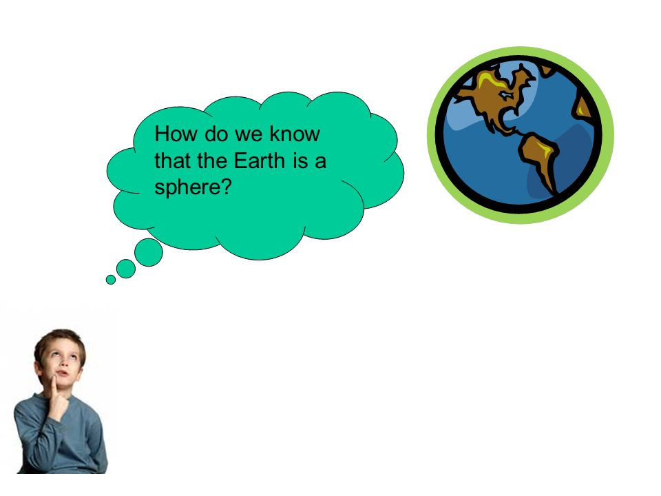 How do we know that the Earth is a sphere