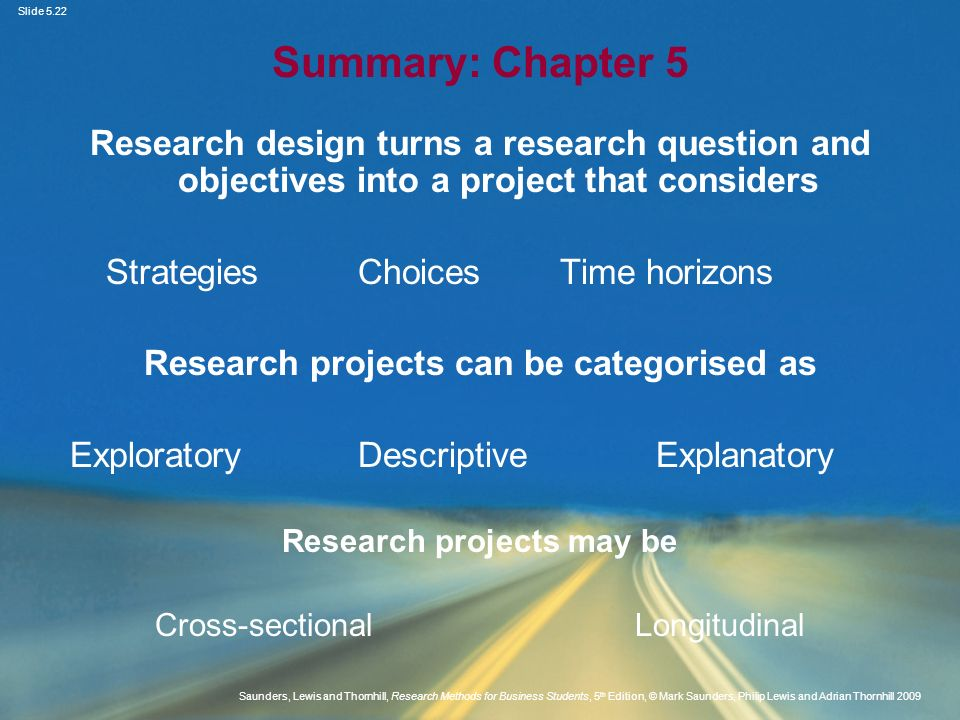 Research projects can be categorised as Research projects may be