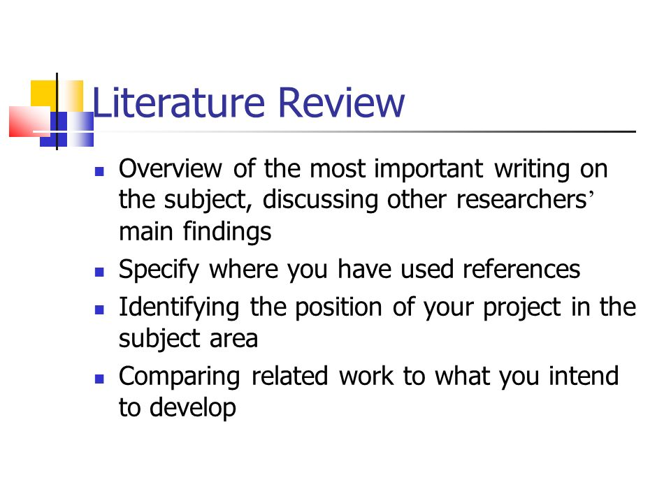 Final Project Report Writing Structure And Content Ppt Video