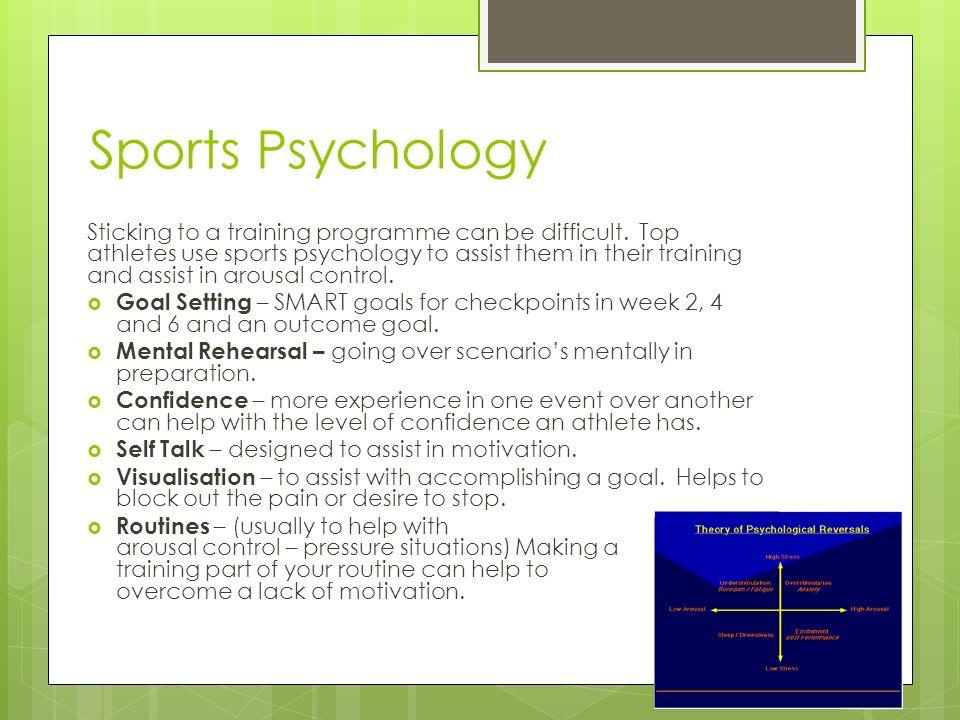 reversal theory sports psychology