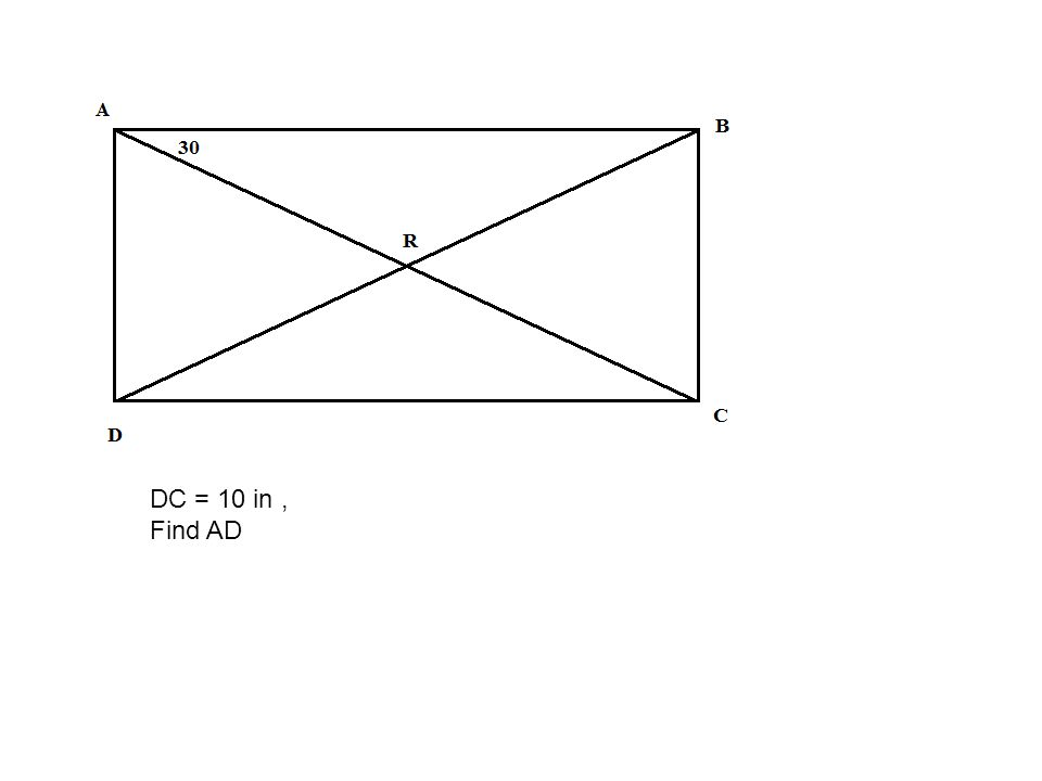 82 Special Right Triangles Ppt Video Online Download. 4 Dc 10 In Find Ad. Worksheet. Special Right Triangles Worksheet Form K At Mspartners.co