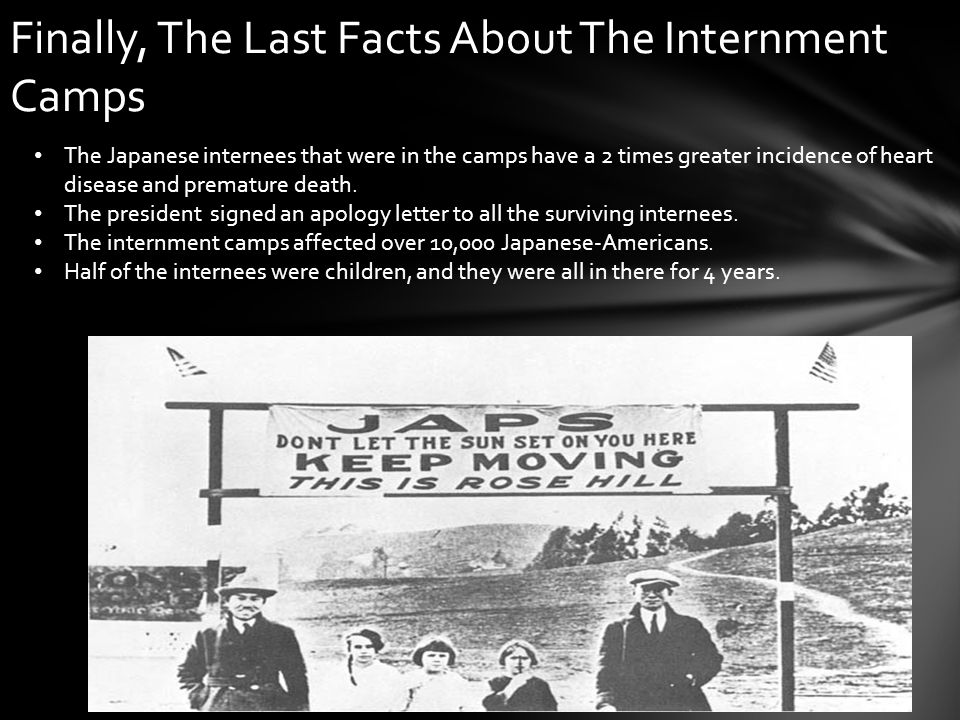 holocaust the japanese american internment No japanese american citizen or japanese national residing in the united states was ever found guilty of sabotage or espionage [4] americans of italian and german ancestry were also targeted by these restrictions, including internment 11,000 people of german ancestry were interned, as were 3,000 people of italian ancestry , along with some.
