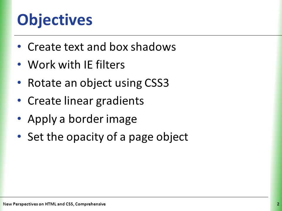 Tutorial 8 Enhancing a Web Site with Advanced CSS - ppt