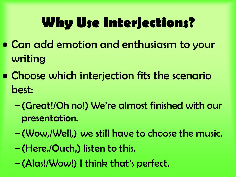 how to add emotion to your writing
