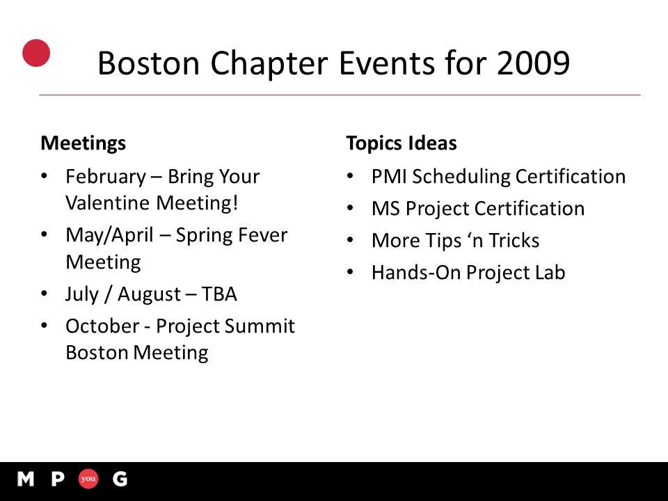 Mpug Boston Chapter Meeting Project Summit Boston Ppt Video