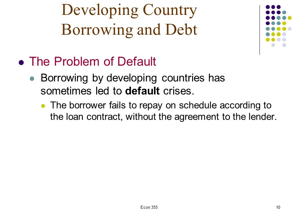 Growth, Crisis and Reform - ppt video online download