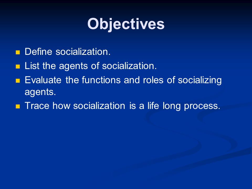factors that play a major role in socialization Chapter 3 socialization  how does religion play a major role in the socialization of most americans  identify the stages of the life course and indicate how social factors have contributed to the definition of each of these stages 5.