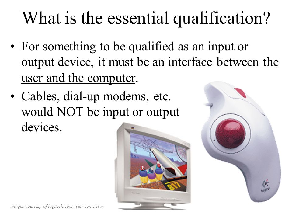 What is the essential qualification