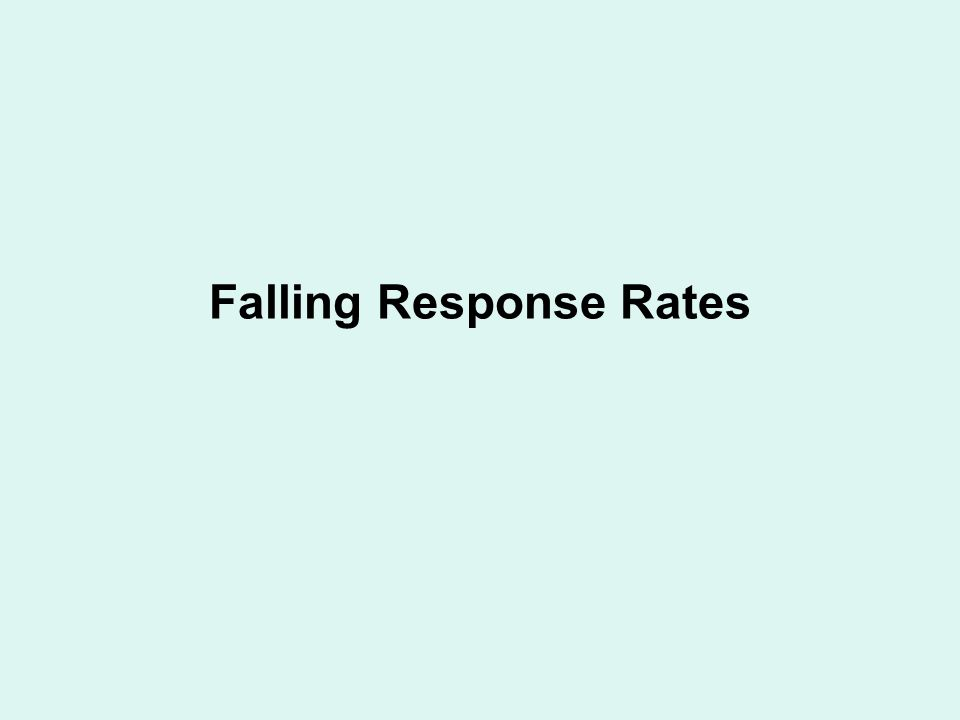 What is Nonresponse Unit nonresponse is the failure to obtain survey measures on a sample unit. It occurs after the sampling step of survey.