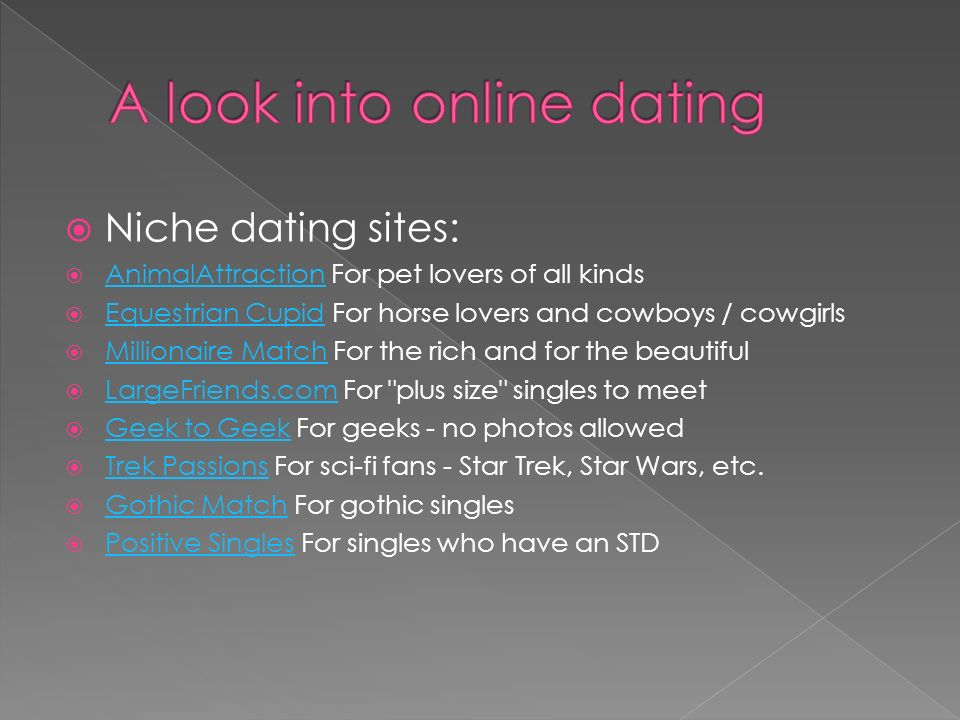 online dating equestrian