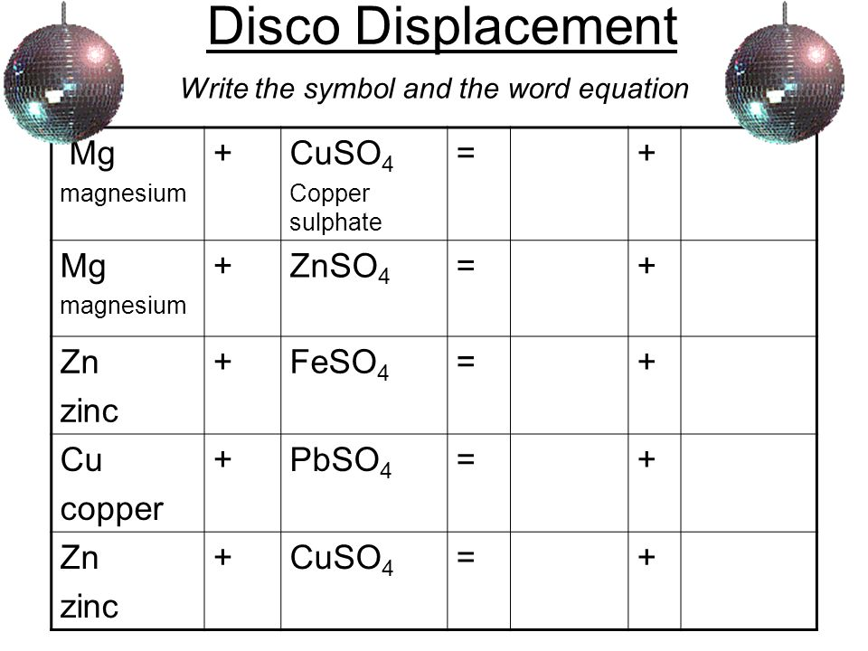Disco Displacement Ppt Video Online Download