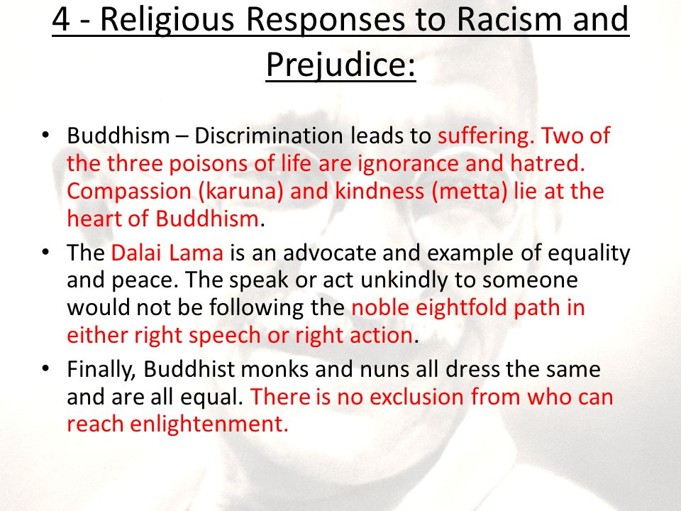 """essay about racism and prejudice Prejudice and discrimination prejudice and discrimination are difficult to separate as they typically appear together prejudice is defined as """"a preconceived opinion"""" while discrimination is defined as """"biased or unfavourable treatment"""", both taken from oxford dictionary."""