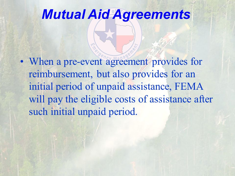 Fire Management Assistance Grant Ppt Download
