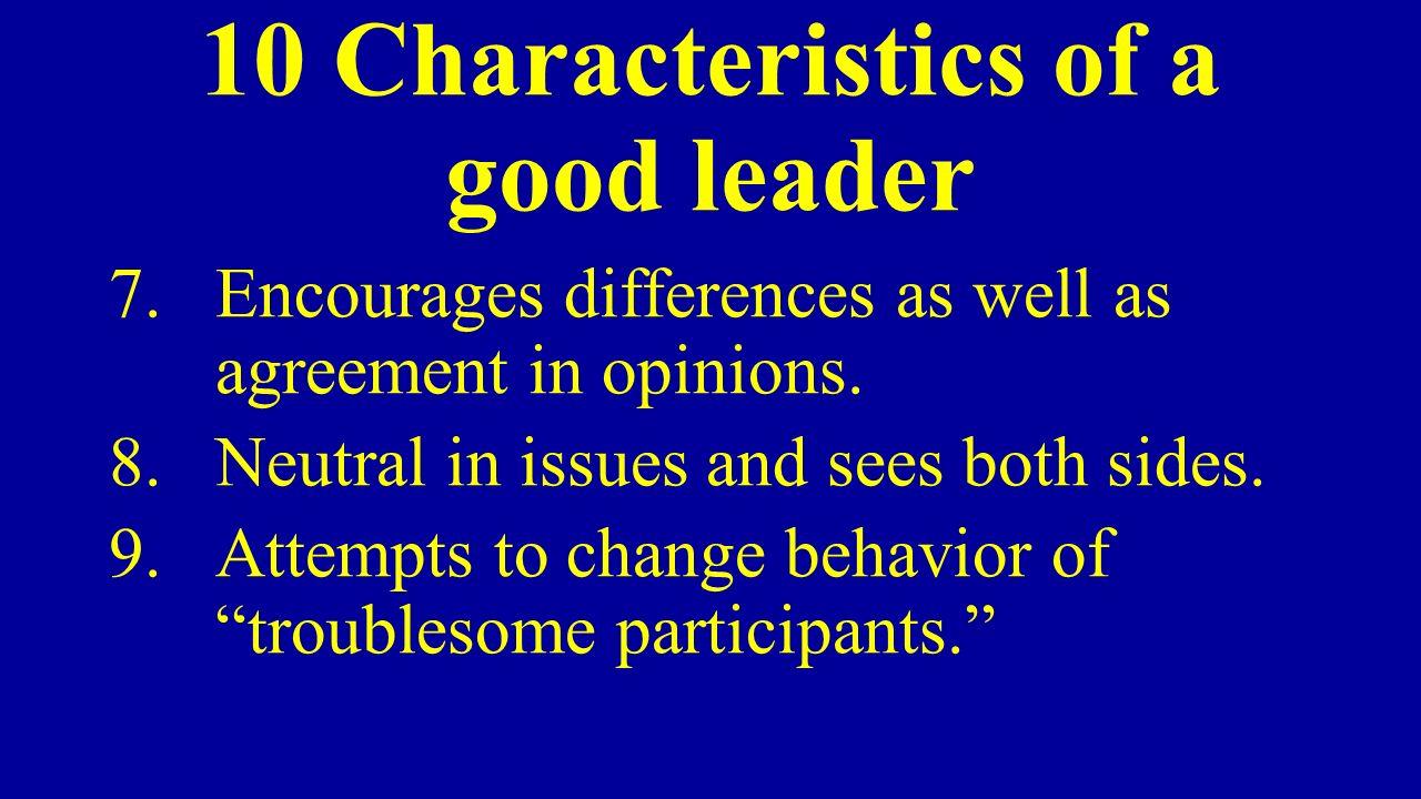 Characteristics of Good Shoes