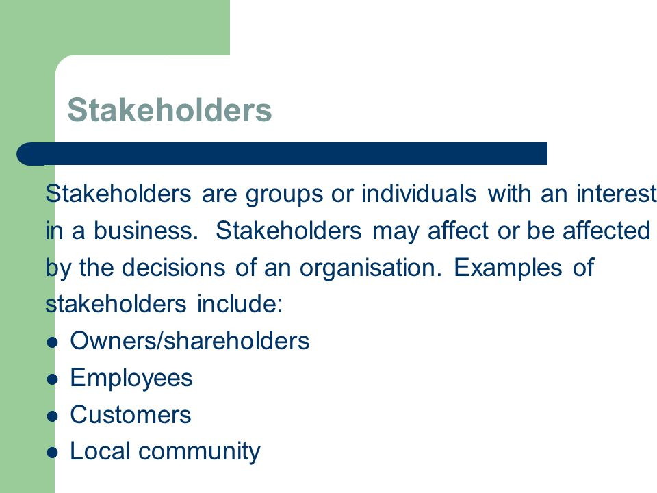 stakeholder and corporate social responsibility Ethics and social responsibility of business learn  log in sign up 18 terms jason_tyner chapter 2 ethics and social  stakeholder interest (4) corporate.