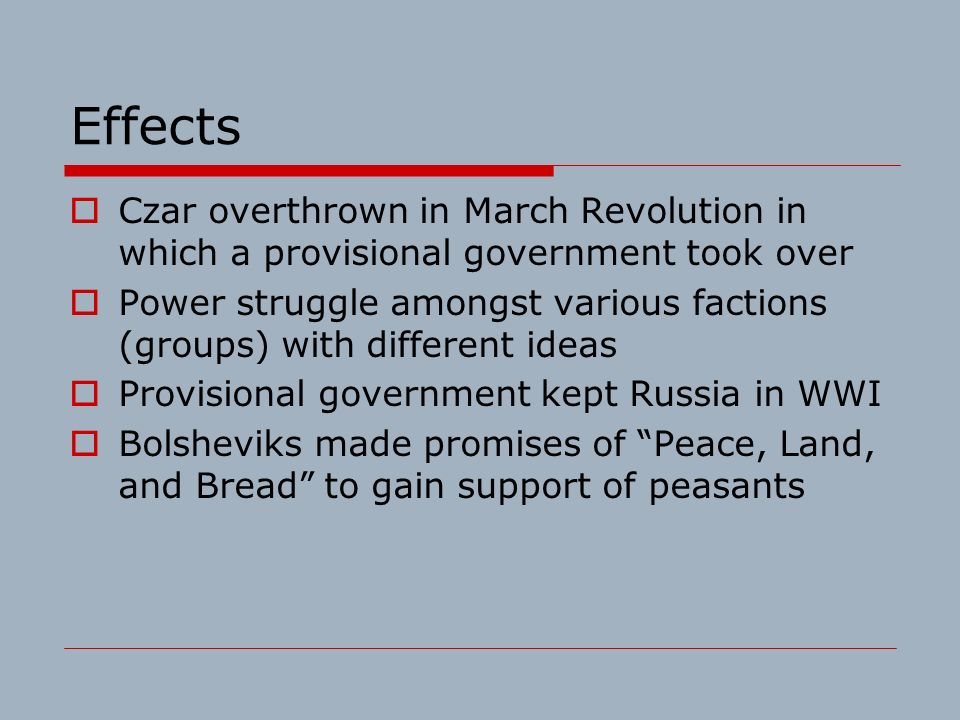 failure of the russian provisional government With breathtaking speed the provisional government passed a dazzling series of reforms in the spring of 1917 russia overnight was effectively transformed into the 'freest country in the world' (lenin.