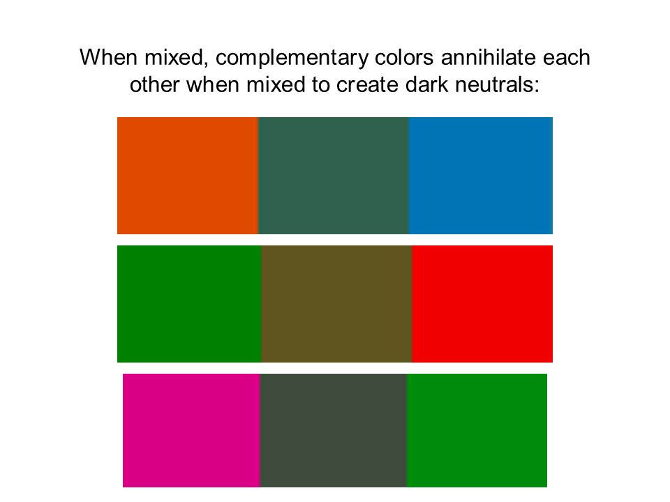 The Color Wheel Primary Secondary Tertiary Ppt Download