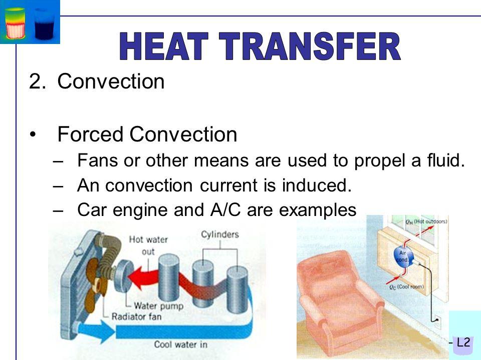 Examples of convection heat transfer   tutorvista.