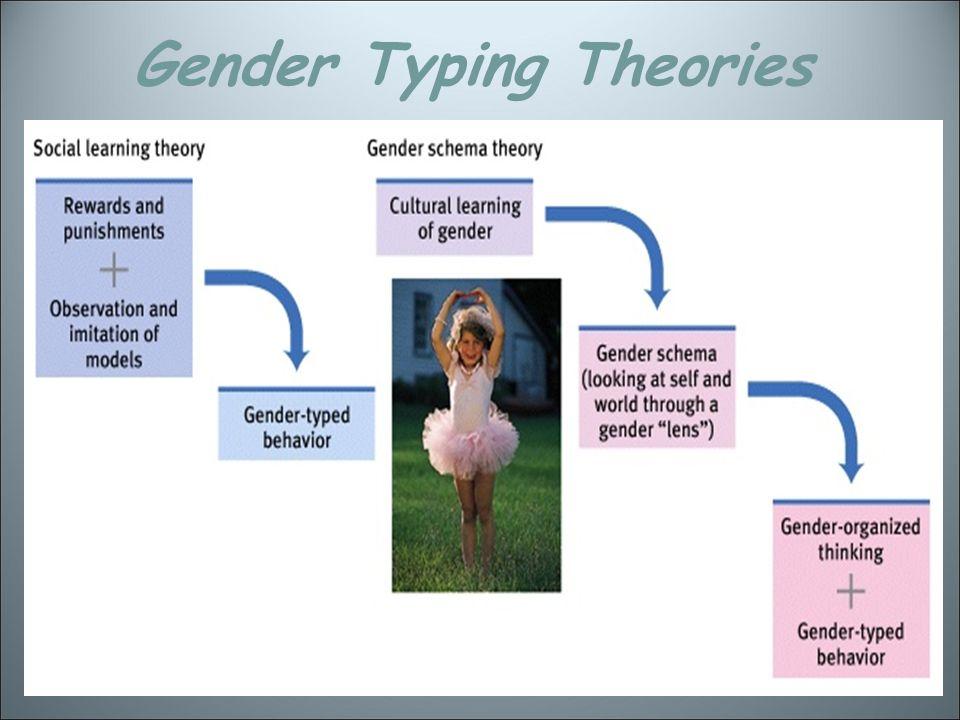 gender schema theory definition