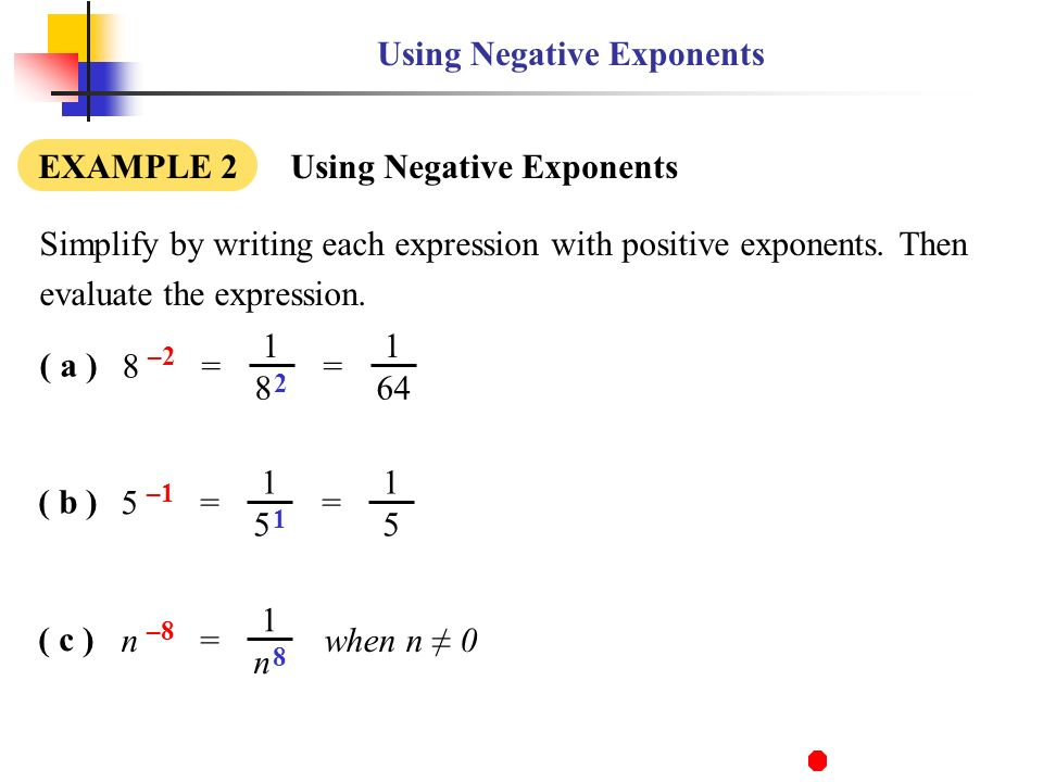 how to add numbers with exponents