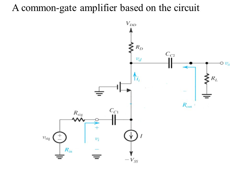 Jfet And Mosfet Amplifiers Ppt Video Online Download