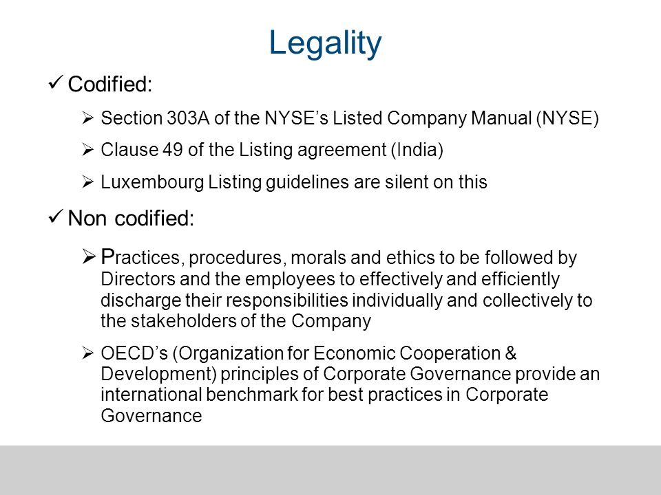 Concept Note On Corporate Governance Ppt Download