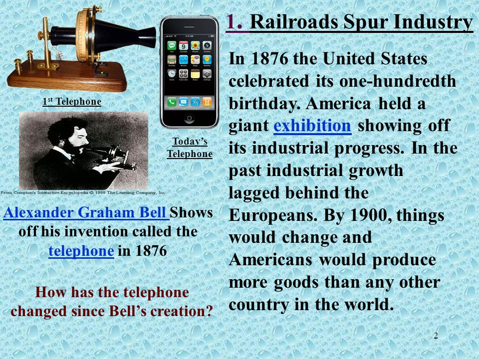 how did the telephone change the world