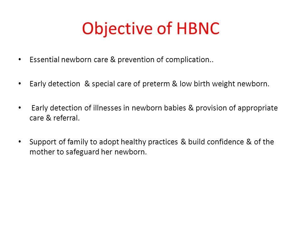 Initiatives for Strengthening Newborn Care - ppt video