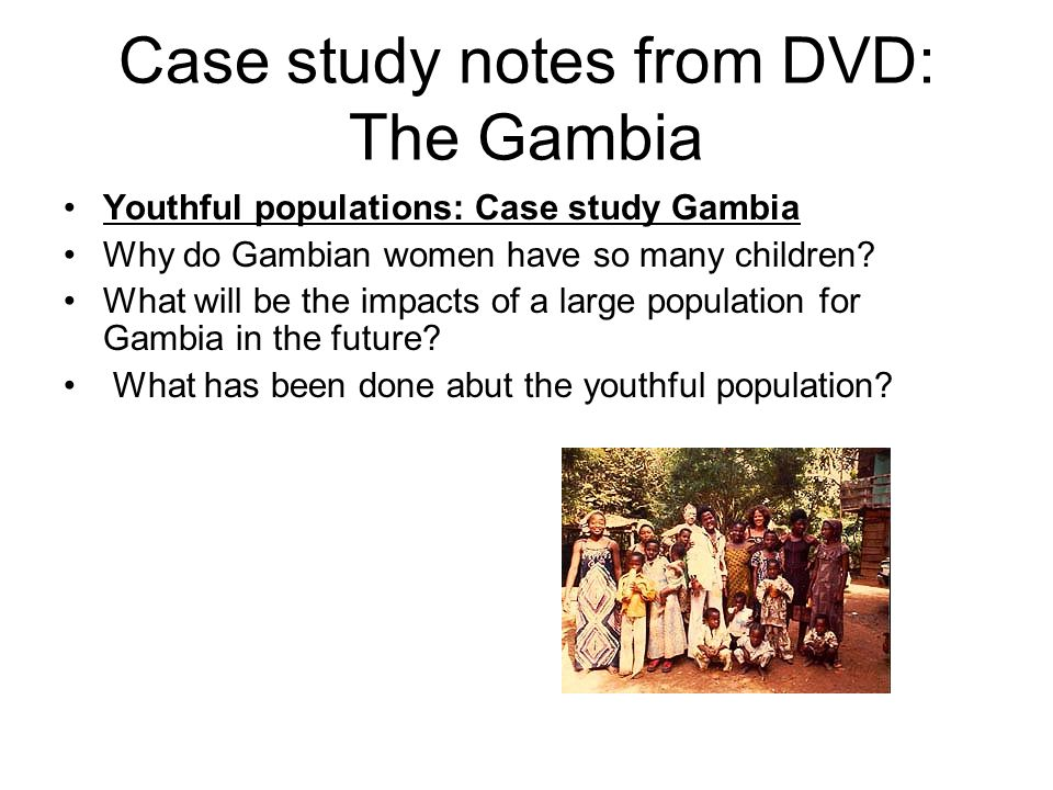 how many population in gambia
