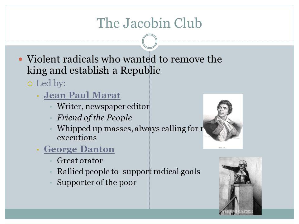 jean paul marat newspaper